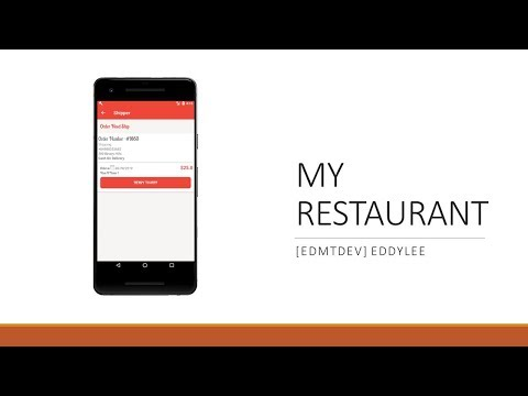 Android Development Tutorial - My Restaurant part 30 Load Order Need Ship thumbnail