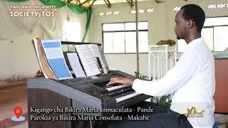 EE BWANA KWANINI WASIMAMA MBALI - F. KASHUMBA | TANZANIA ORGANISTS SOCIETY(TOS) - NYIMBO ZA KWARESMA