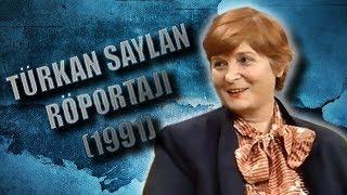 Türkan Saylan'ın 1991 Yılında Korhan Abay'a Verdiği Röportaj