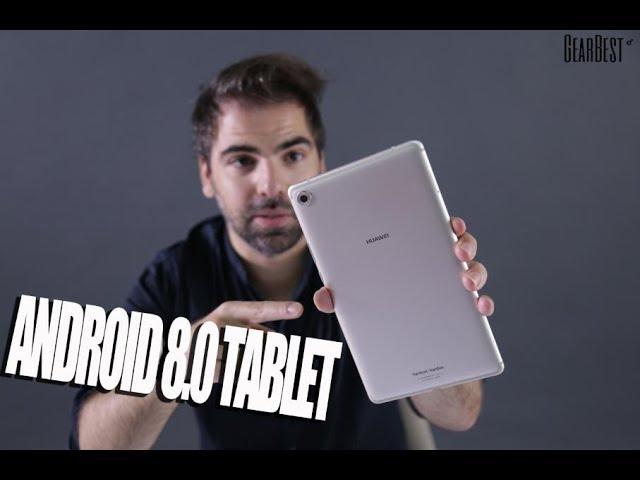 HUAWEI MediaPad M5 ( SHT - AL09 ) 4G Phablet 4GB + 64GB Internatinal Version
