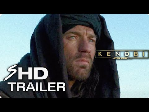 KENOBI: A Star Wars Story  First Look  2019 Ewan McGregor Star Wars Solo Movie Concept