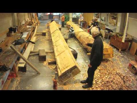 Bronze Age Boat Build Falmouth Episode 1.mov