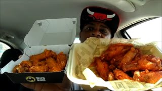 Buffalo Wild Wings Vs WingStop Wings Video