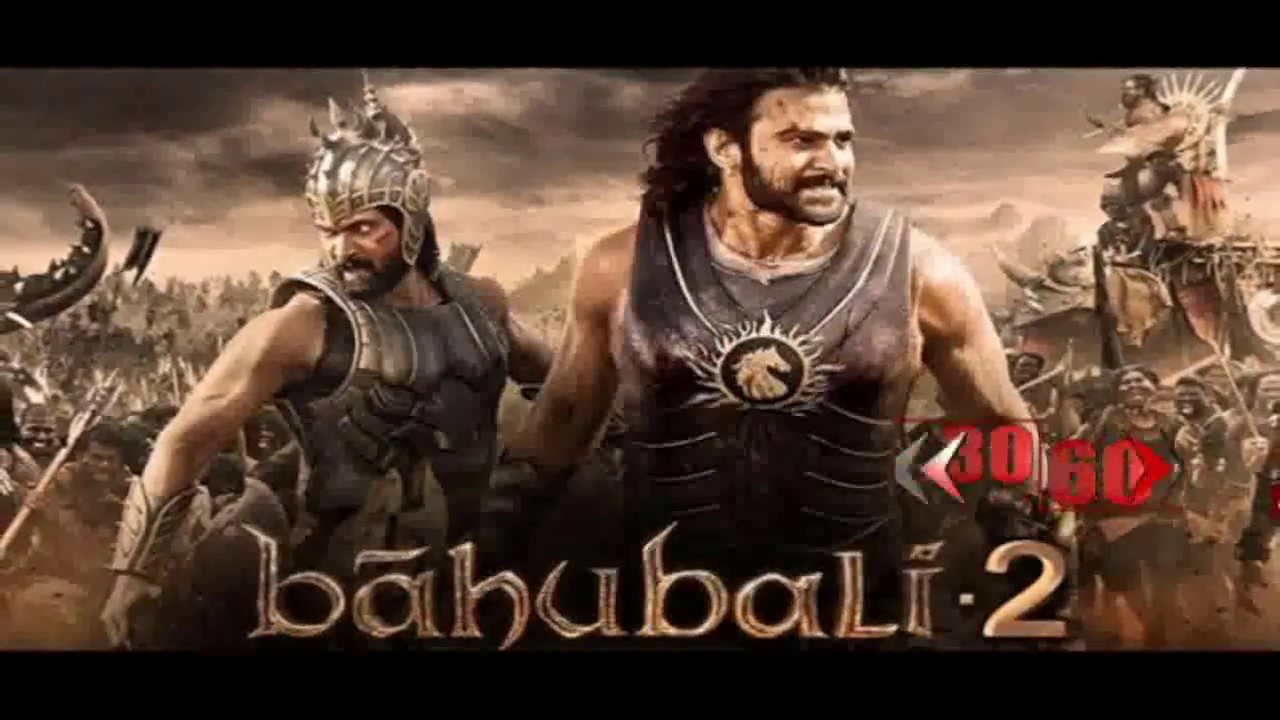 "bahubali 2 "" movie trailer to release todaybahubali team || ntv"