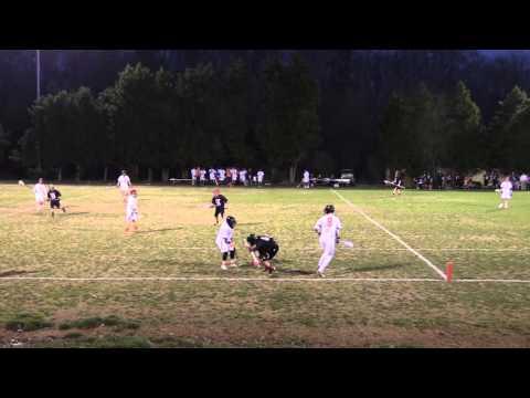 OHS Lacrosse vs Webb 2016