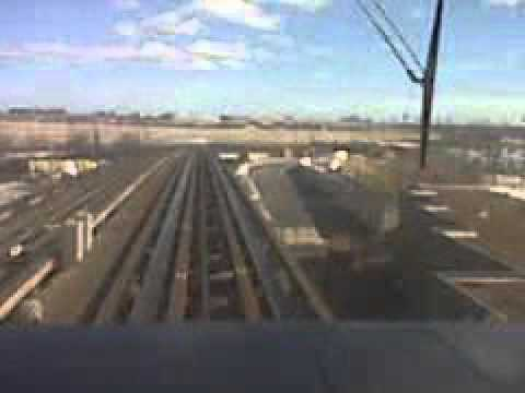 O'Hare -  ORD - Chicago - Monorail
