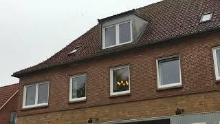 8. Lys i vindue. Varighed: 41sek
