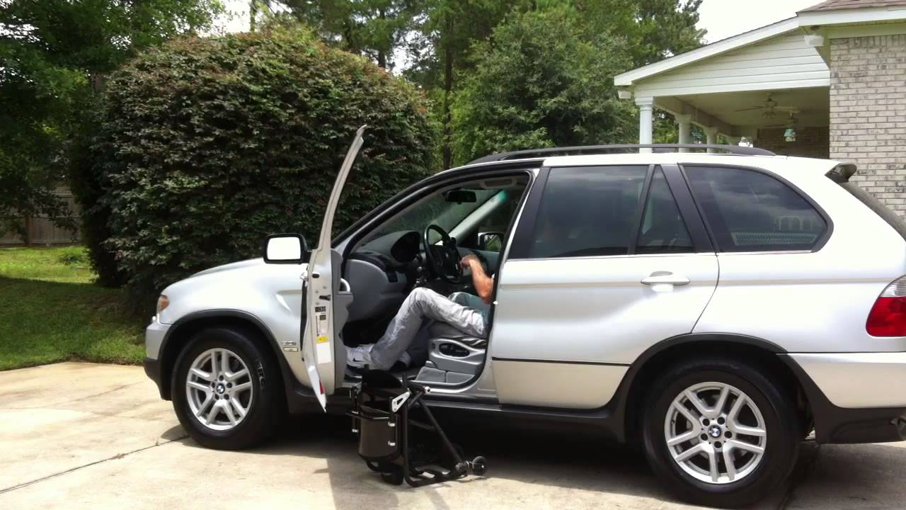 Car Transfer With Carbon Fiber Wheelchair Youtube