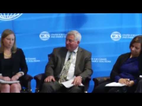 Carbon Pricing & Clean Power: A Solutions Forum, Panel 2