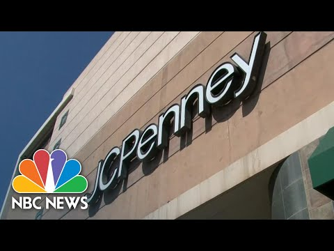 JCPenney Files For Bankruptcy, Other Stores Ending 'Hero Pay'   NBC Nightly News