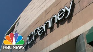 JCPenney Files For Bankruptcy, Other Stores Ending 'Hero Pay' | NBC Nightly News