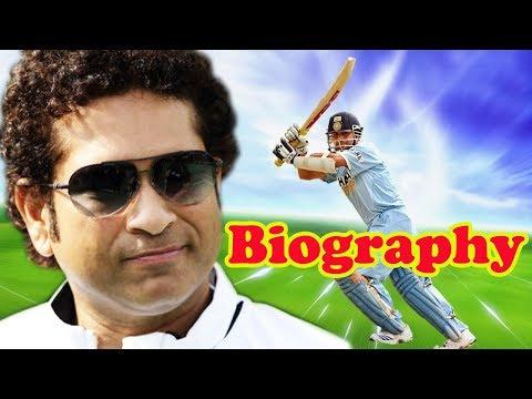 Sachin Tendulkar - Biography