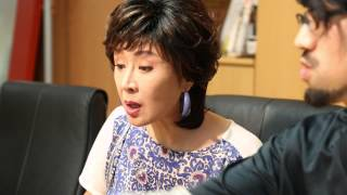 幸子さんが ボーカロイド Sachiko を歌わせてみた VOCALOID4 Library Sachiko