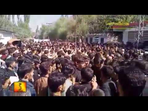 Dasta e krsmathang muharram 2019