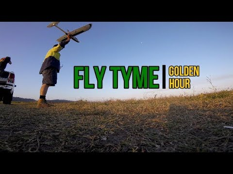 FLY TYME - Golden Hour