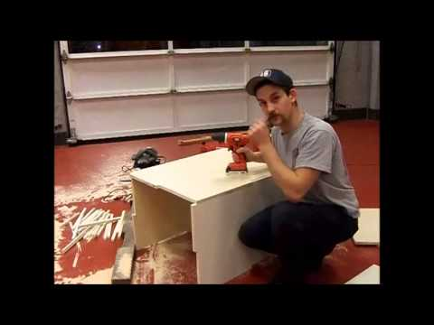 Make A Plyometric Box Youtube
