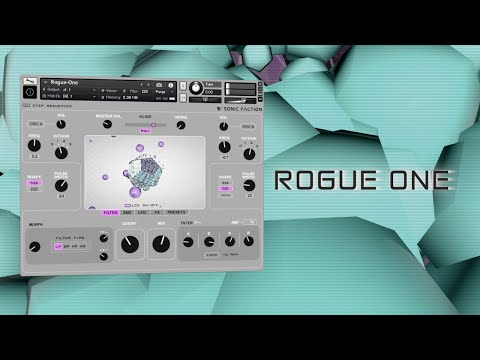 Dronal Soundscapes with Rogue-One