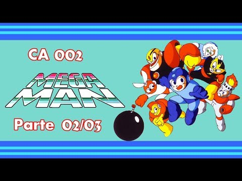 Megaman 1 - Parte 02/03 | NES | CA 002