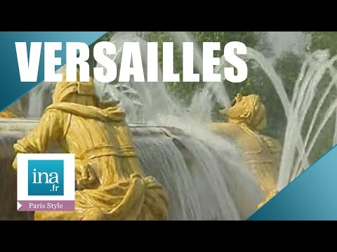 The Musical Fountains Show in Versailles | INA Archive