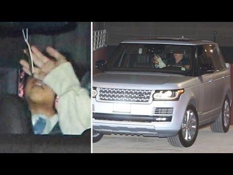 Kim Kardashian Takes Daughter Nori To Kanye's Concert