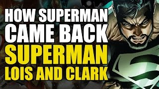 Superman Rebirth: Superman Lois And Clark Vol 1