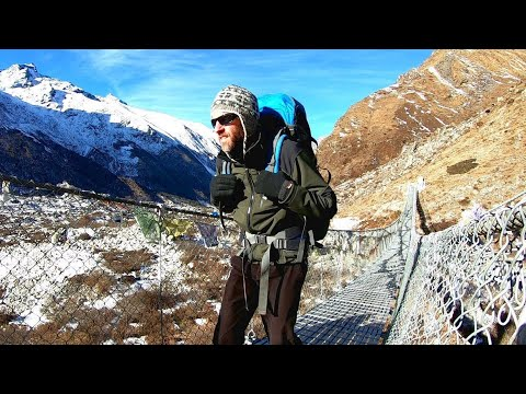 Trekking the Himalayas of Nepal Alone in Winter (Part 3)
