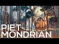 Piet Mondrian: A collection of 131 works (HD)