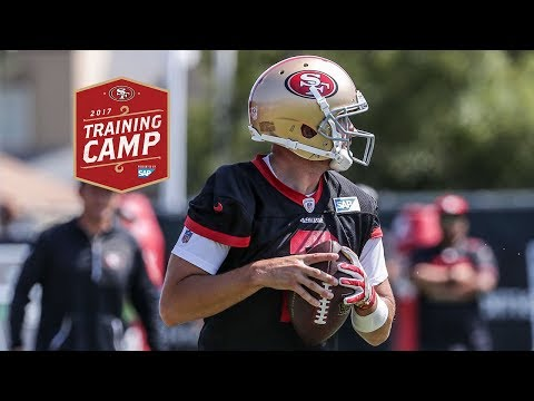Camp Highlight: Best of 49ers Offense on Tuesday