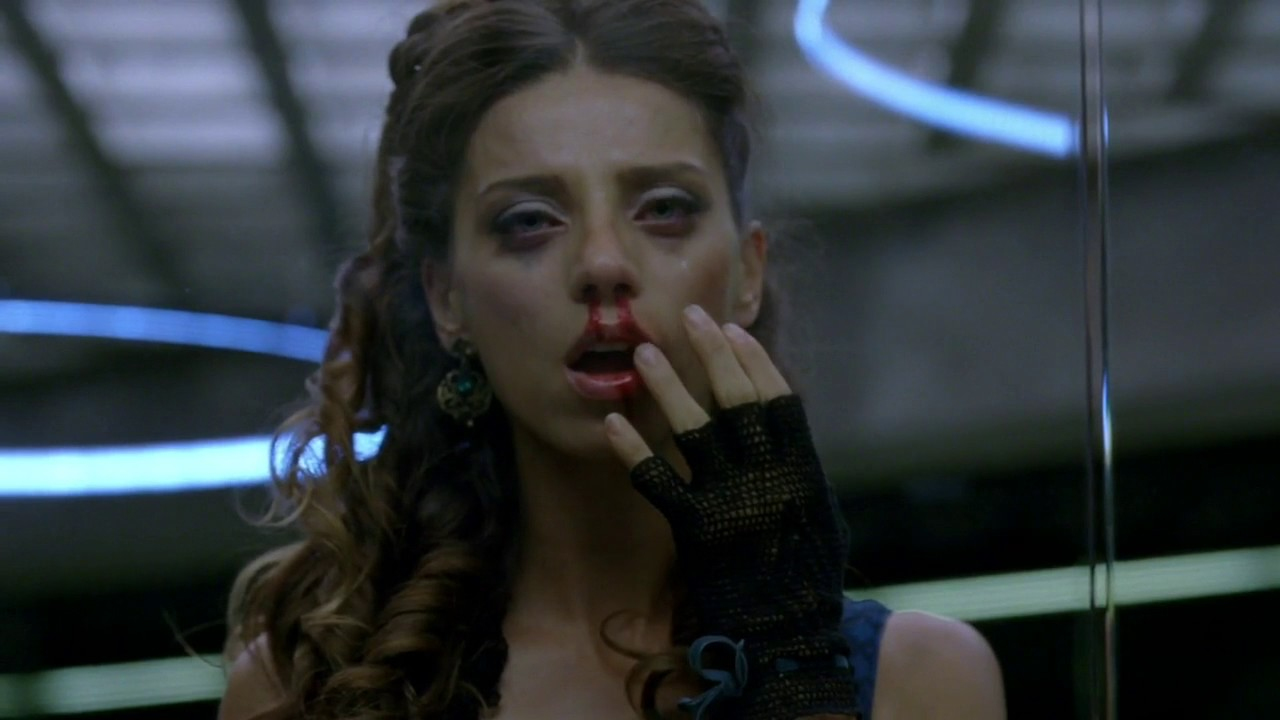 Lili simmons nude sex scene in banshee series - 1 part 1