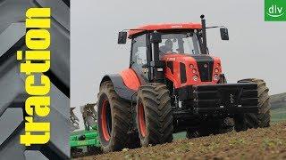 Ursus 28014 im traction Erstkontakt