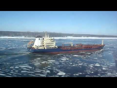 Vessel Selling in Cold Weather