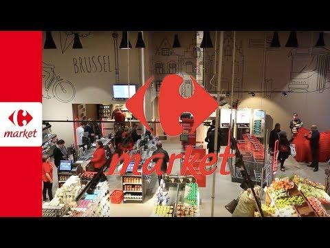Découvrez Notre Carrefour Market Saint-Honoré Au Centre De Bruxelles