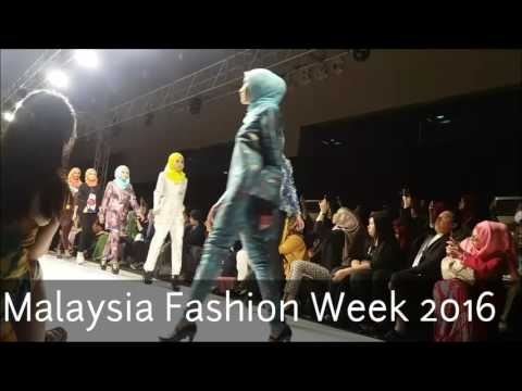 Malaysia Fashion Week 2016 - Fashion Show 3 Nov 2016