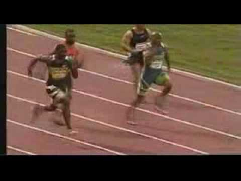 Justin Gatlin VS Tyson Gay