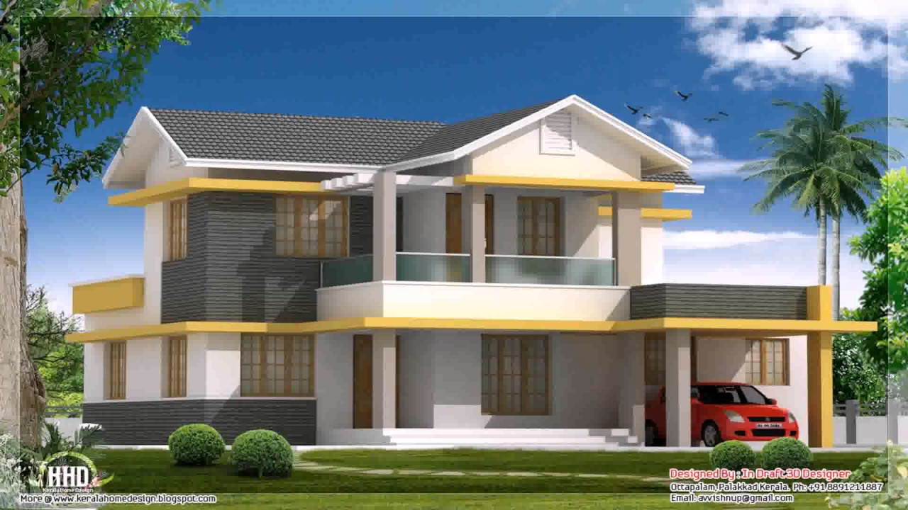 Latest House Design 2015 In Philippines YouTube