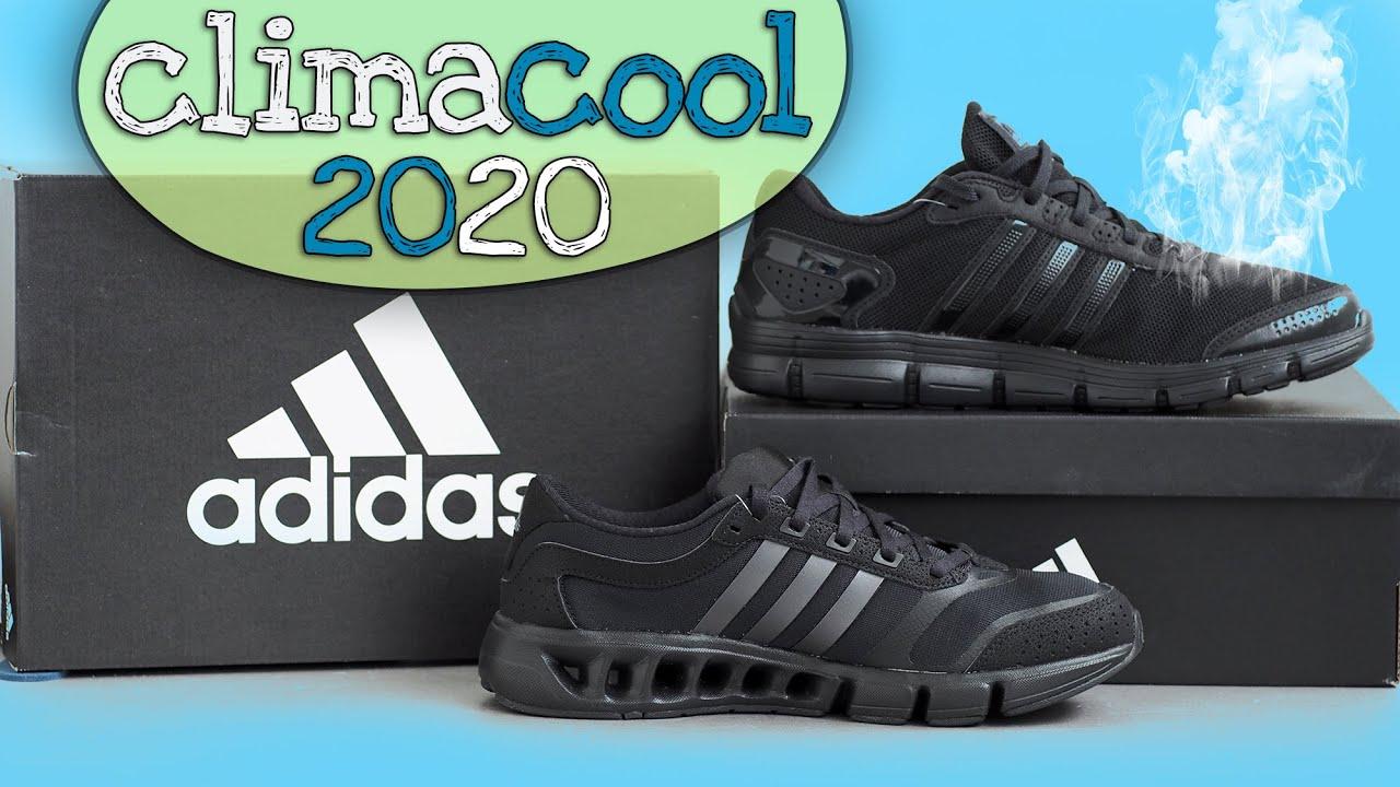 Обзор Adidas ClimaCool VIzrida и ClimaCool Fresh 2020
