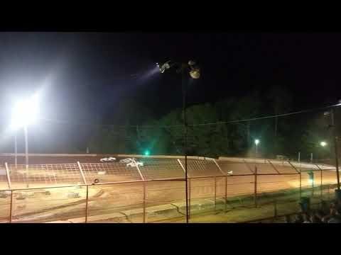 Heat Race 5/27/19 Memorial Day Shootout Flomaton Speedway, In Flomaton, Al(10)