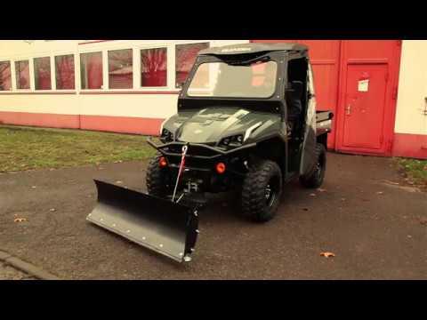 Quadix Trooper 800 Diesel UTV