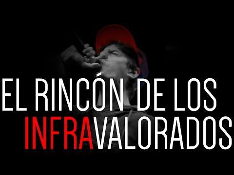 EL RINCON DE LOS INFRAVALORADOS (Parte 1) - Tess La
