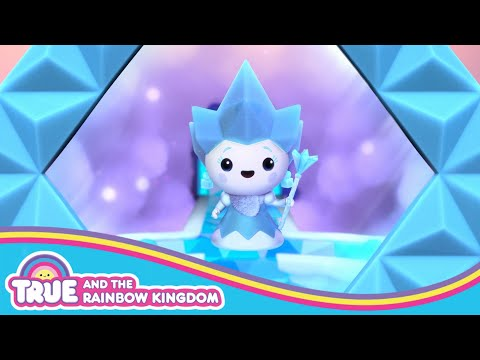 The Rainbow King's Icy Sister   True and the Rainbow Kingdom Winter Wishes