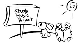 Study Music Project - Heart's Euphony (Music for Studying)