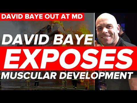 Muscular Development EXPOSED | David Baye Tells All!
