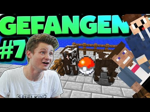 Minecraft GEFANGEN #7 - POKEBALL CRAFTEN | LOGO & Dner