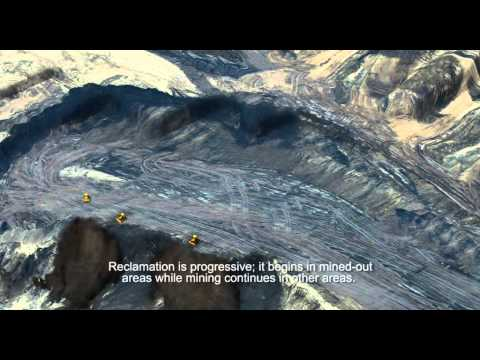 CAPP Oilsands Mining - 3D Animation  |  RKA3D