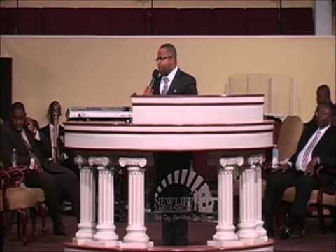 The Real Transfer of Wealth - Pastor Rashidi Collins
