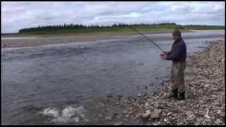 Рыбалка в Эвенкии от компании