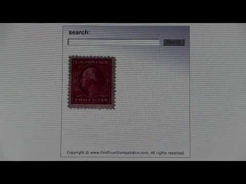 How to find out the Value of old Postage Stamps