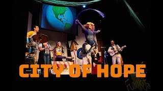 FunikiJam's CITY OF HOPE  Off Broadway at the Actor's Temple Theatre