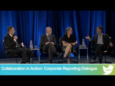 BSR Conference 2014: Collaboration in Action, Corporate Reporting Dialogue
