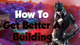 How To Use The Pyramid To Outplay Your Enemies! How To Get Better At Building In Fortnite Part 1